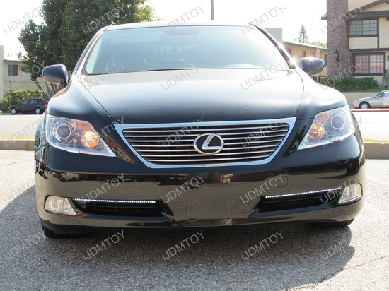Lexus - LS - 460 - LED - audi - strip - light - 2